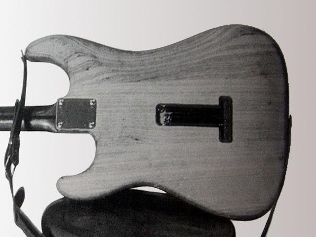1953 stratocaster back