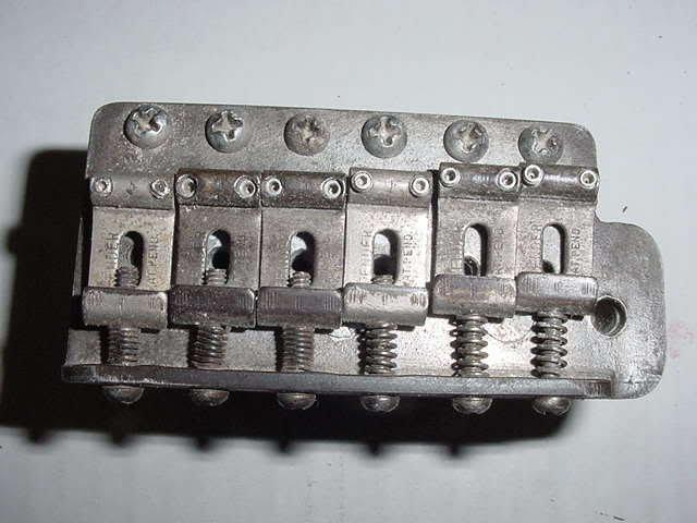 1953 stratocaster tremolo block
