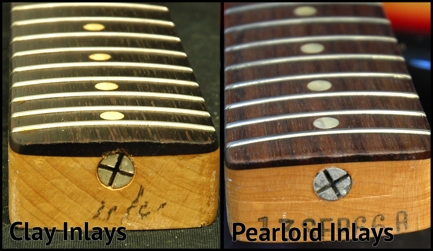 clay-dot-vs-pearloid-dot-fret-markers
